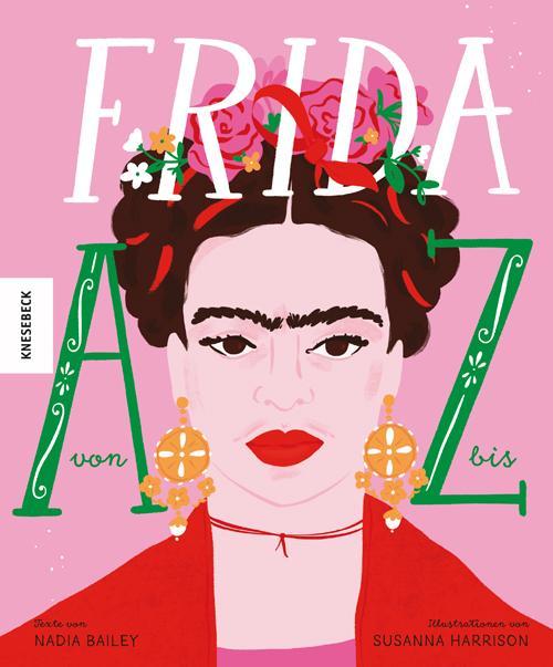 Cover-Bild Frida von A bis Z