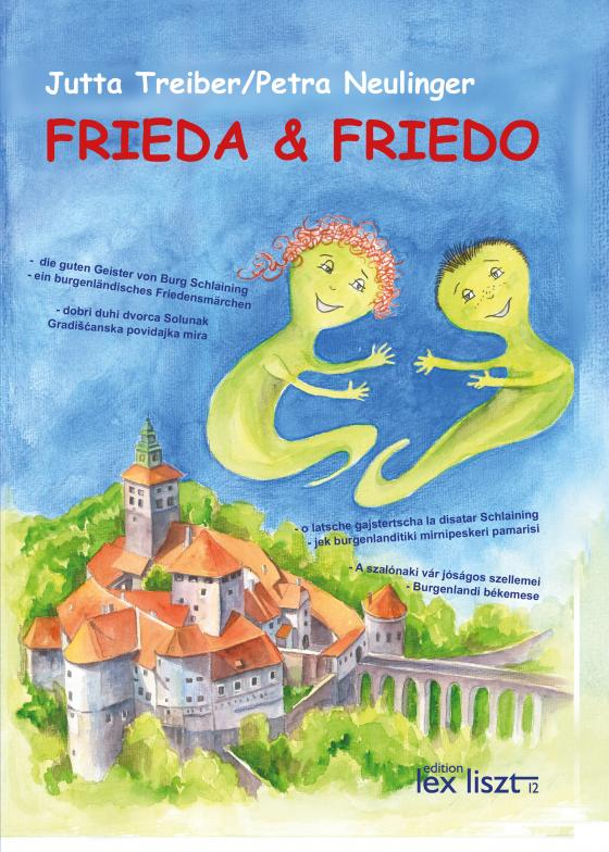 Cover-Bild FRIEDA & FRIEDO
