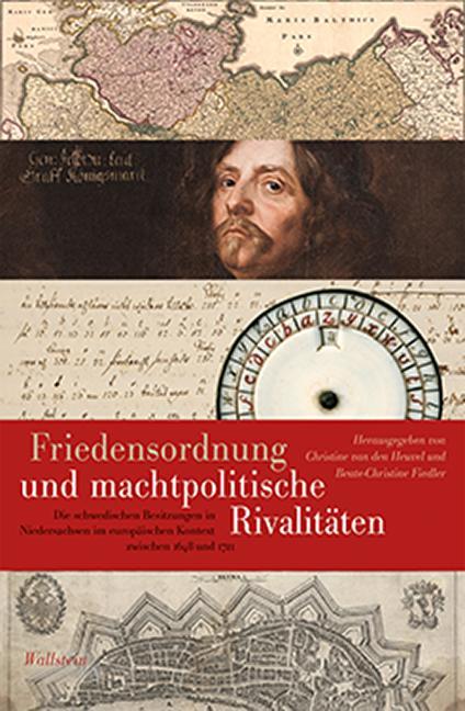 Cover-Bild Friedensordnung und machtpolitische Rivalitäten