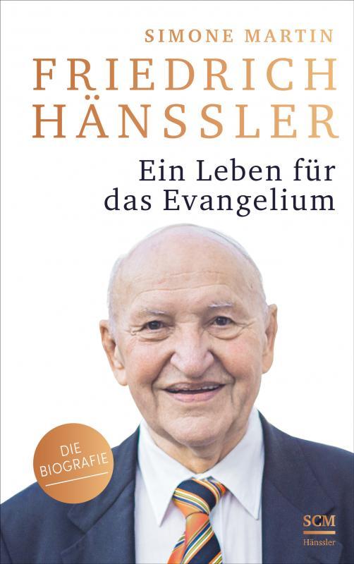 Cover-Bild Friedrich Hänssler - Ein Leben für das Evangelium