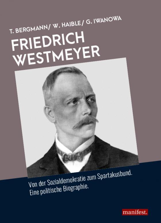 Cover-Bild Friedrich Westmeyer