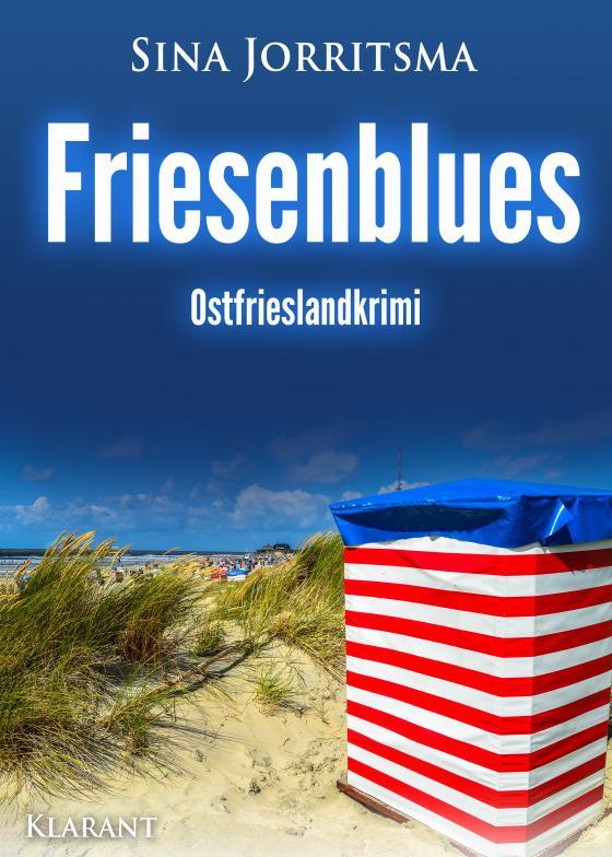 Cover-Bild Friesenblues. Ostfrieslandkrimi