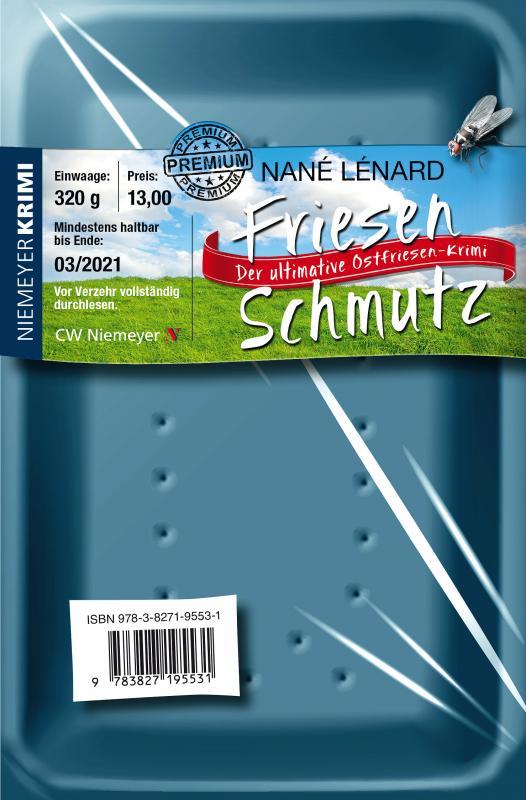 Cover-Bild FriesenSchmutz