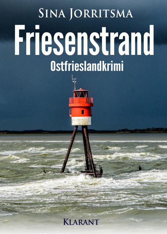 Cover-Bild Friesenstrand. Ostfrieslandkrimi