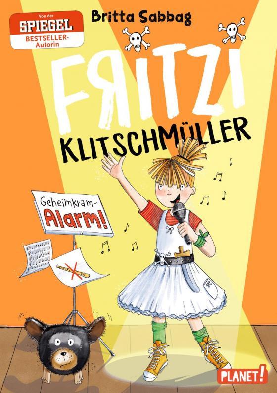 Cover-Bild Fritzi Klitschmüller 2: Geheimkram-Alarm!