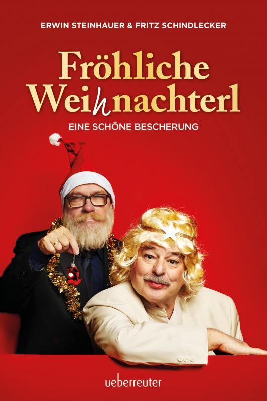 Cover-Bild Fröhliche Weihnachterl