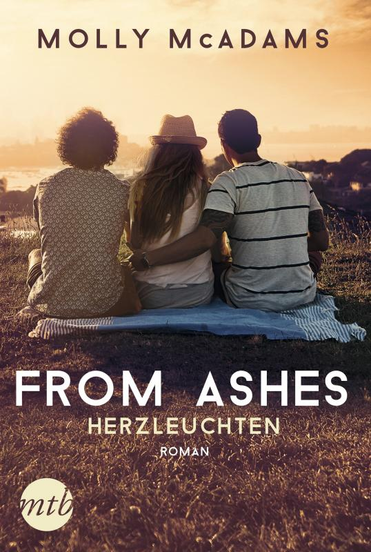 Cover-Bild From Ashes - Herzleuchten