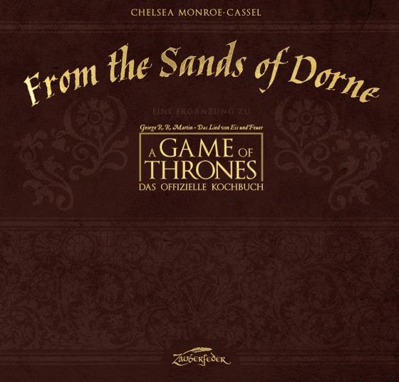 Cover-Bild From the Sands of Dorne
