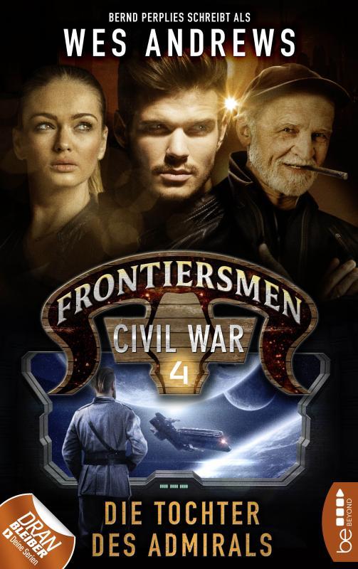 Cover-Bild Frontiersmen: Civil War 4