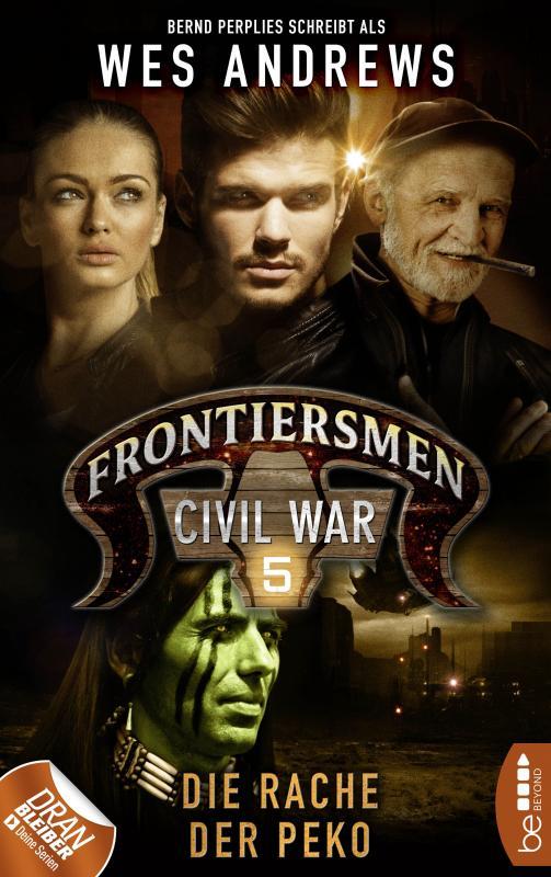 Cover-Bild Frontiersmen: Civil War 5
