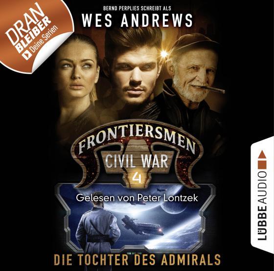 Cover-Bild Frontiersmen: Civil War - Folge 04
