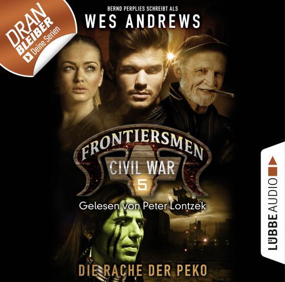 Cover-Bild Frontiersmen: Civil War - Folge 05