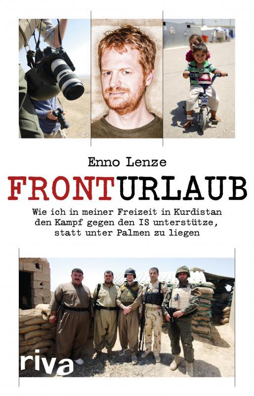 Cover-Bild Fronturlaub