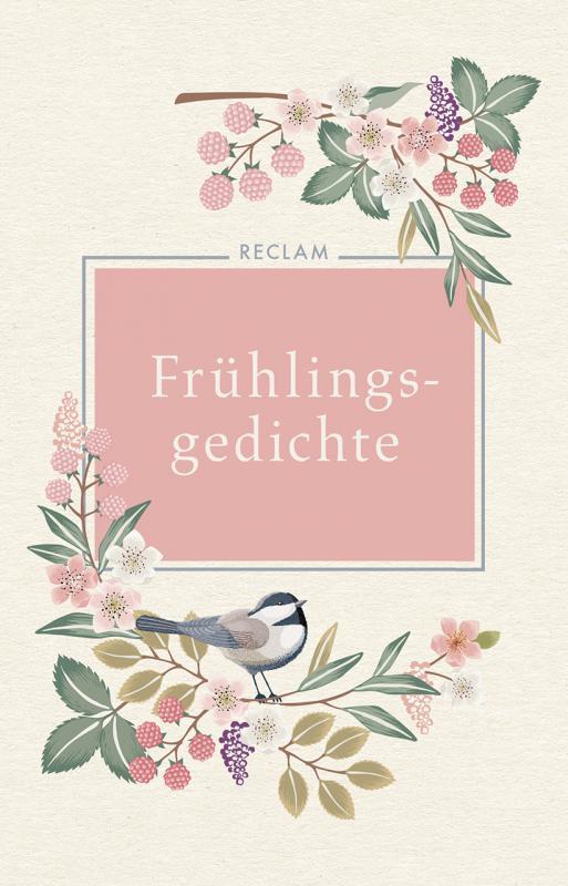 Cover-Bild Frühlingsgedichte