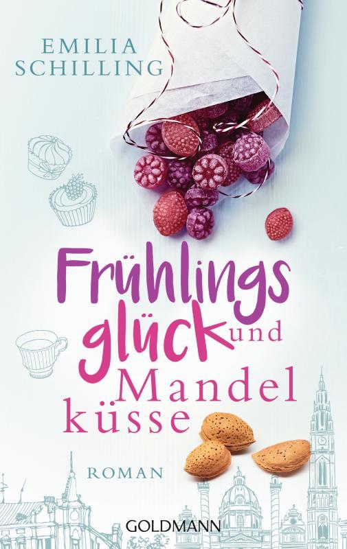 Cover-Bild Frühlingsglück und Mandelküsse