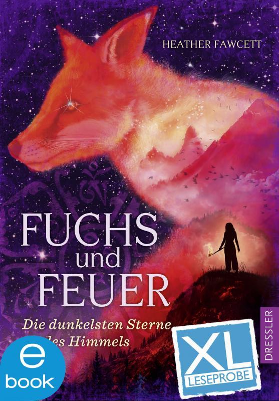 Cover-Bild Fuchs und Feuer. XL Leseprobe