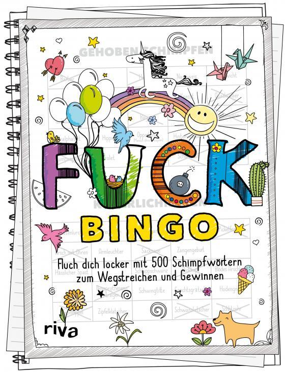 Cover-Bild FUCK – Bingo