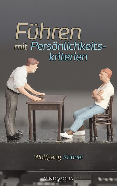 Cover-Bild Führen mit Persönlichkeitskriterien