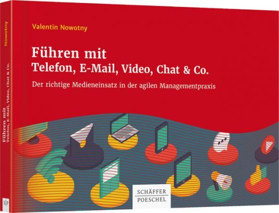 Cover-Bild Führen mit Telefon, E-Mail, Video, Chat & Co.