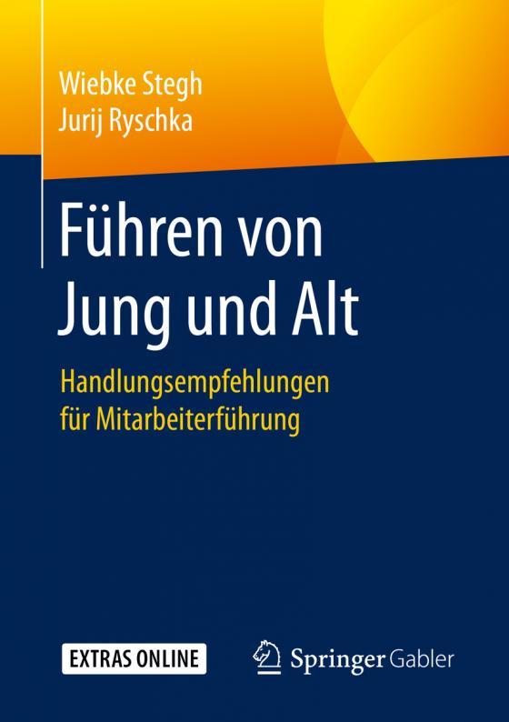 Cover-Bild Führen von Jung und Alt