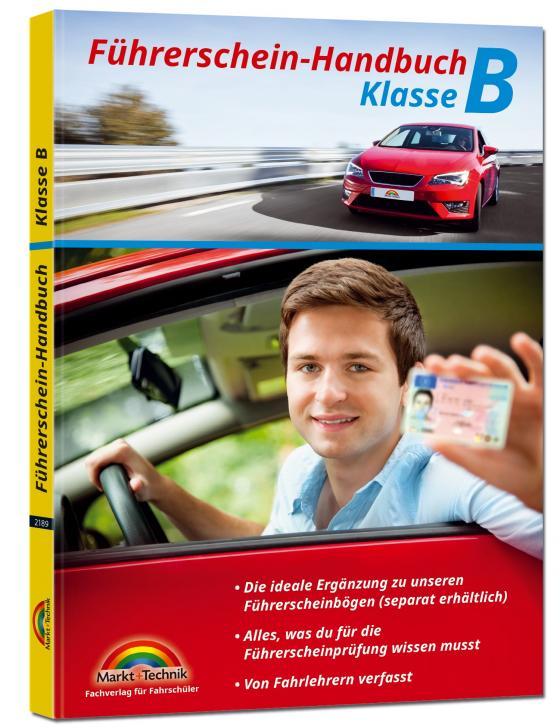 Cover-Bild Führerschein Handbuch Klasse B - Auto - top aktuell