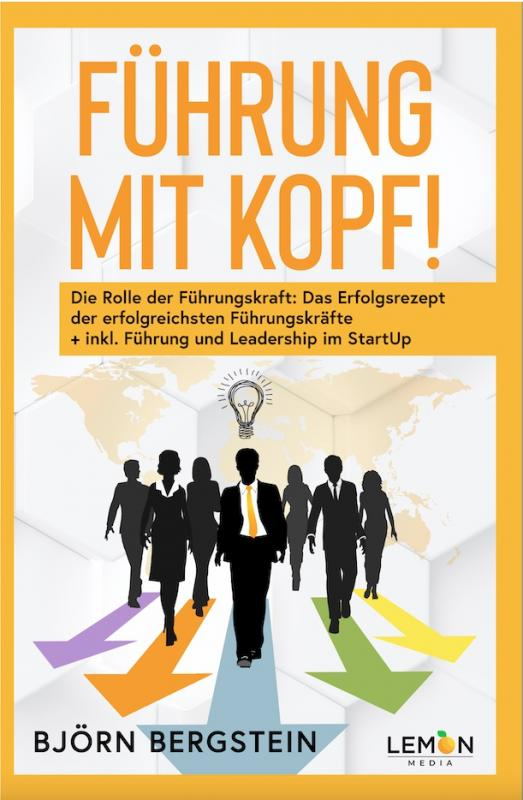 Cover-Bild Führung mit Kopf! (Taschenbuch)