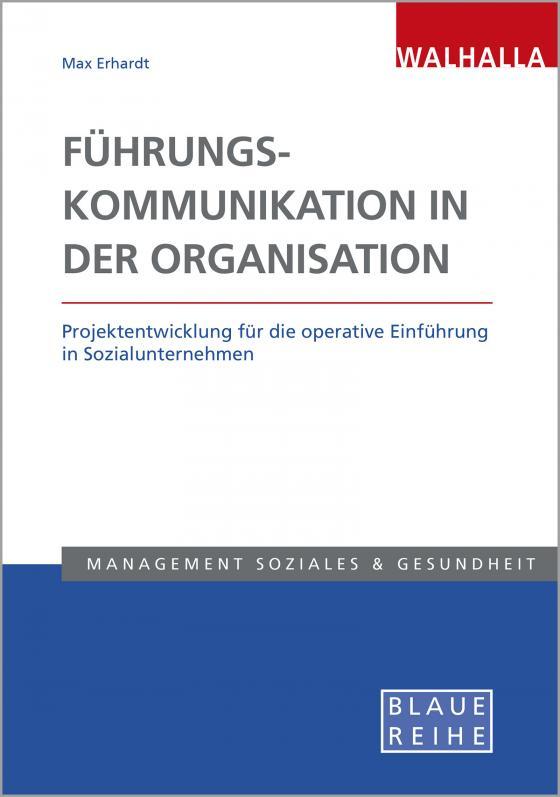 Cover-Bild Führungskommunikation in der Organisation