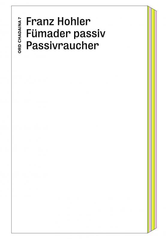 Cover-Bild Fümader passiv - Passivraucher