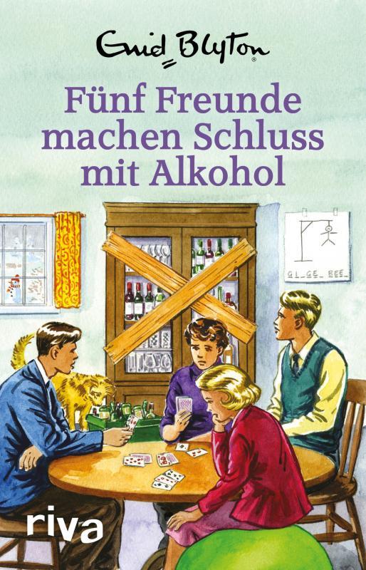 Cover-Bild Fünf Freunde machen Schluss mit Alkohol