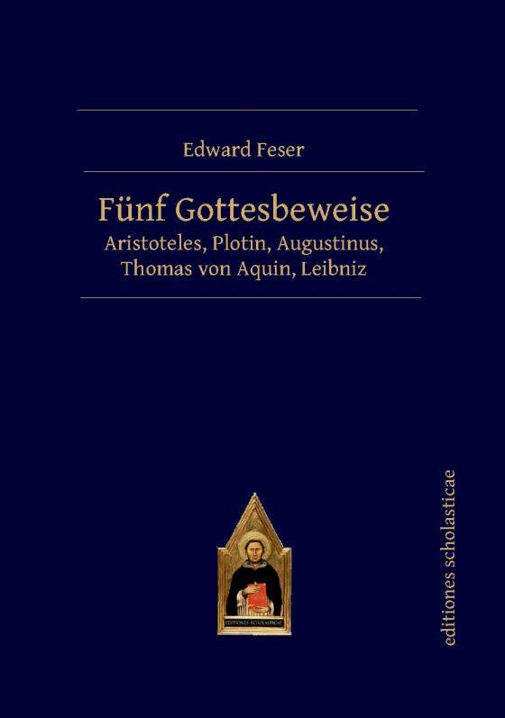 Cover-Bild Fünf Gottesbeweise