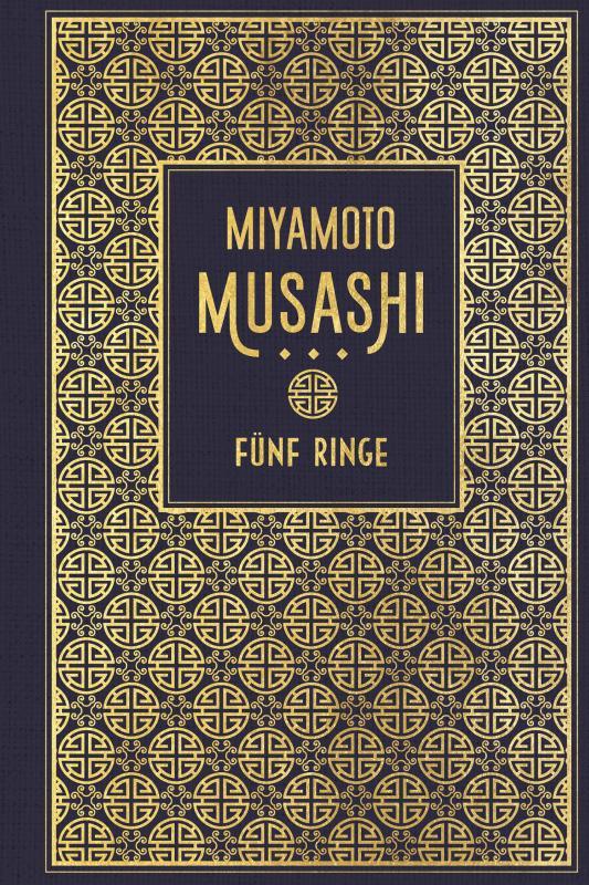 Cover-Bild Fünf Ringe: Die Kunst des Samurai-Schwertweges