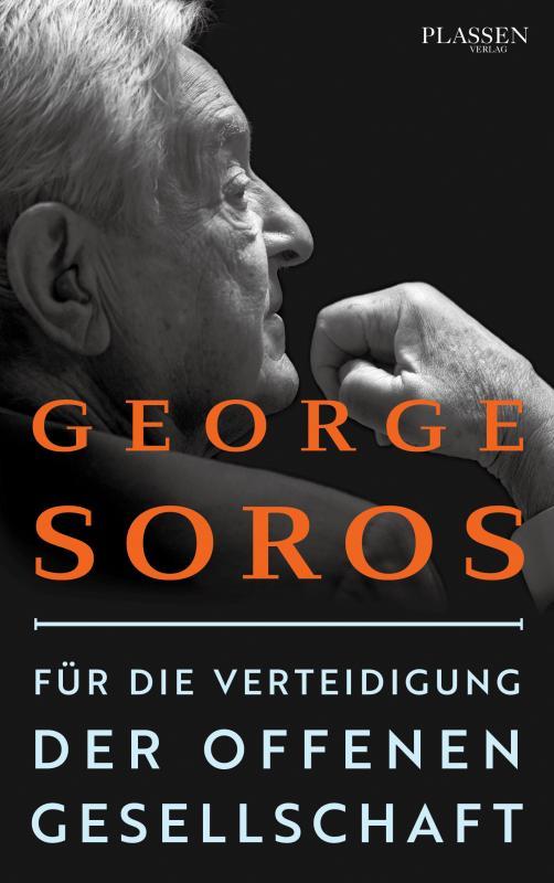 Cover-Bild Für die Verteidigung der offenen Gesellschaft