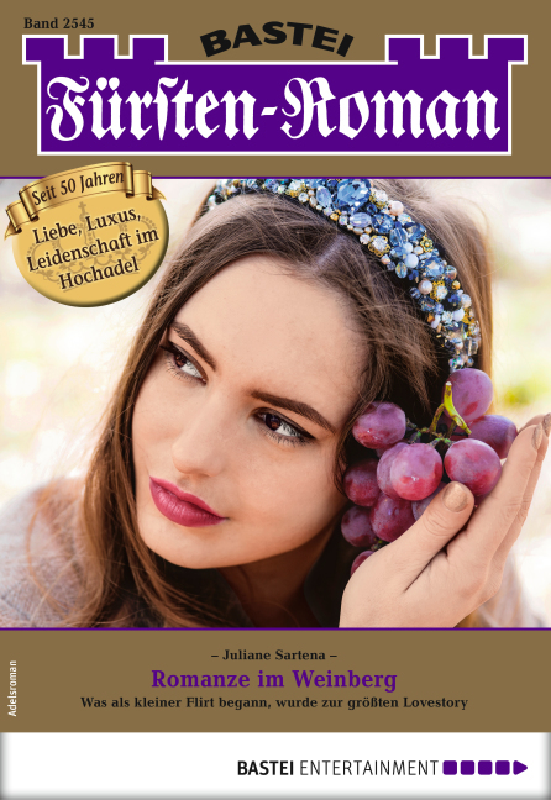 Cover-Bild Fürsten-Roman 2545 - Adelsroman