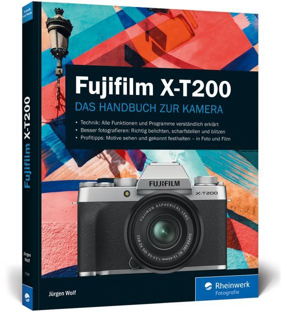 Cover-Bild Fujifilm X-T200