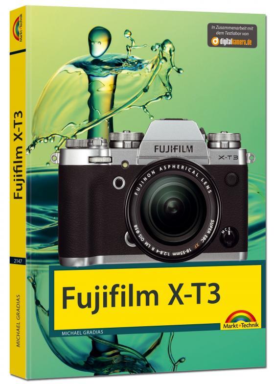 Cover-Bild Fujifilm X-T3 - Das Handbuch zur Kamera