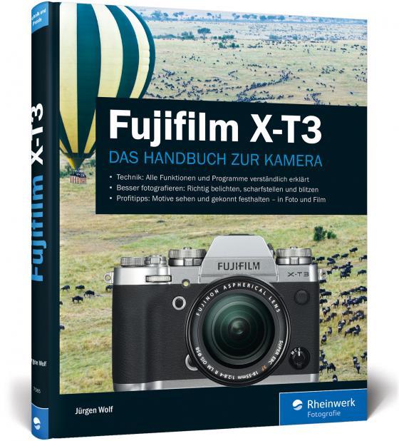 Cover-Bild Fujifilm X-T3
