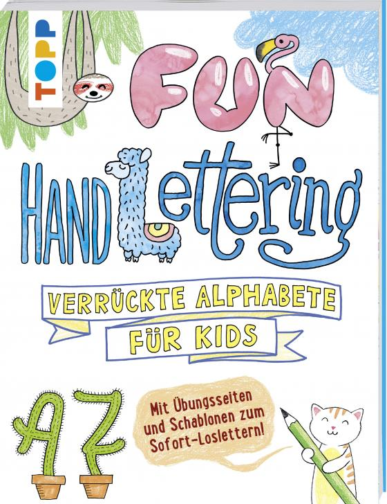 Cover-Bild Fun Handlettering