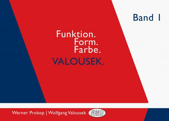 Cover-Bild Funktion-Form-Farbe -Valousek - Band 1