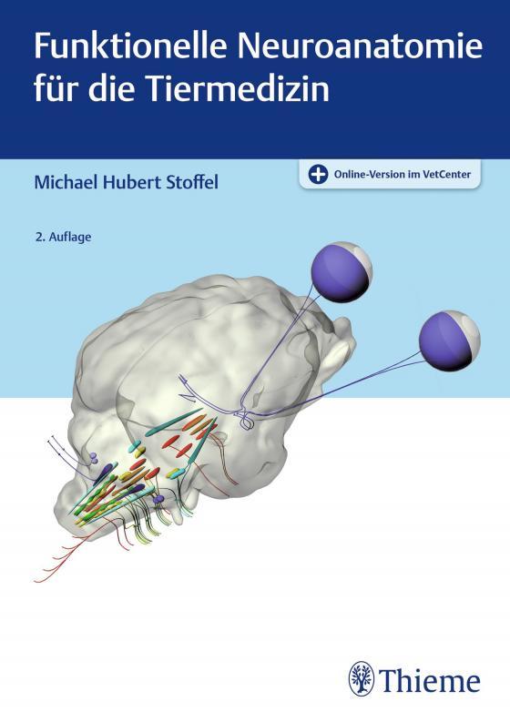 Cover-Bild Funktionelle Neuroanatomie für die Tiermedizin