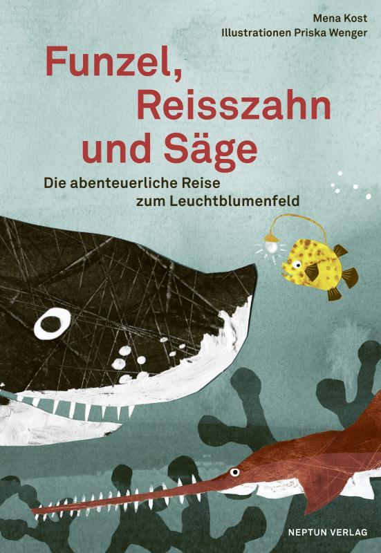 Cover-Bild Funzel, Reisszahn und Säge