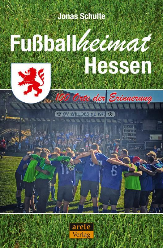 Cover-Bild Fußballheimat Hessen