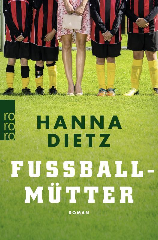 Cover-Bild Fußballmütter