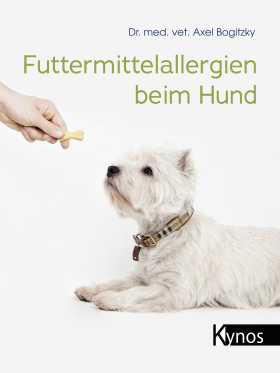 Cover-Bild Futtermittelallergien beim Hund