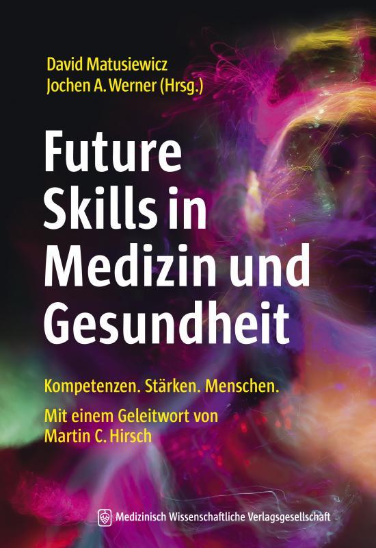 Cover-Bild Future Skills in Medizin und Gesundheit
