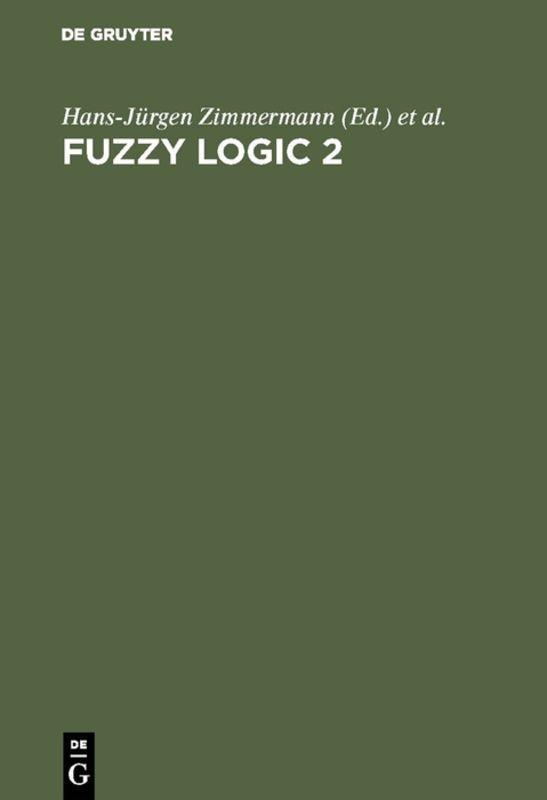 Cover-Bild Fuzzy Logic 2