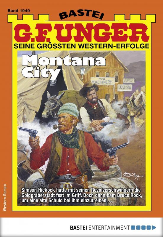 Cover-Bild G. F. Unger 1949 - Western