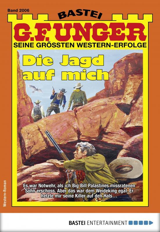 Cover-Bild G. F. Unger 2006 - Western