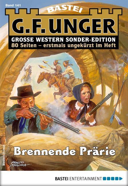 Cover-Bild G. F. Unger Sonder-Edition 141 - Western