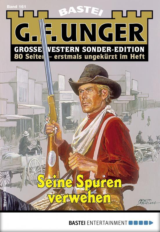 Cover-Bild G. F. Unger Sonder-Edition 161 - Western