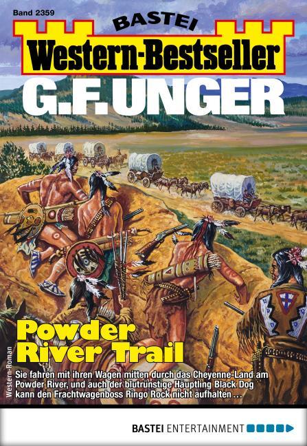 Cover-Bild G. F. Unger Western-Bestseller 2359 - Western